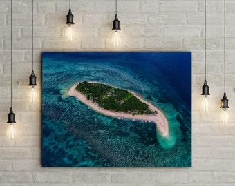 Digyo Island Canvas