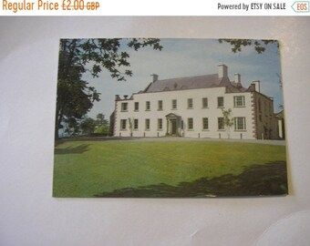 SALE Vintage unused Irish postcard Ardress House County Armagh stately home 17 century from Ireland real photo