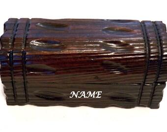 Box for Him, Engravable Man Gift Box, Personalized Mens Box, Custom Anniversary Husband, Gift Box Groomsman, Couple Gift Box, Cigar Box