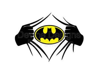 Batman SVG FILE