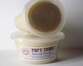 Two Large Soy Tart Tubs - BUTTERMILK PANCAKES