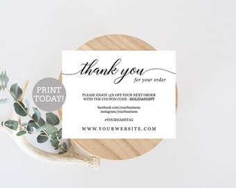 Business thank you card template doritrcatodos business thank you card template accmission Images
