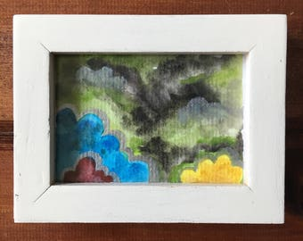 watercolor framed [two]