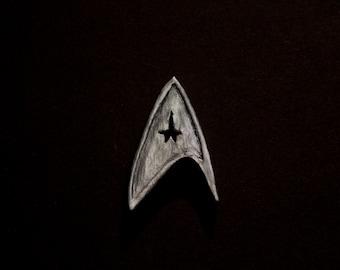 Star Trek Officer Pin: Command