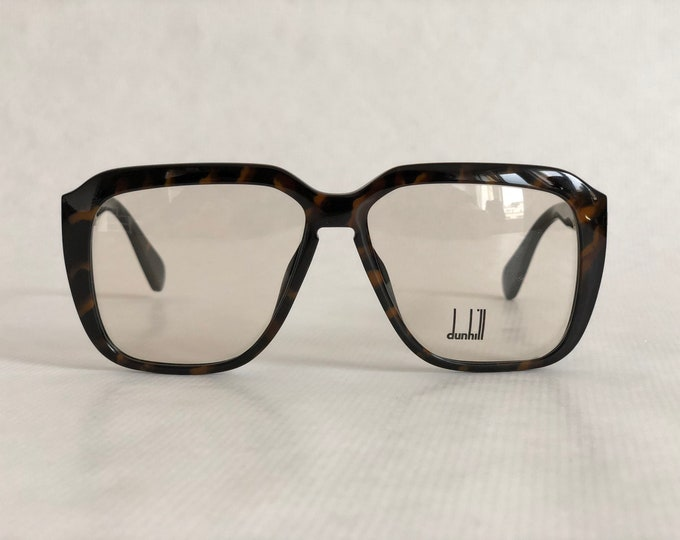 Dunhill 6045 Vintage Glasses New Old Stock including Case