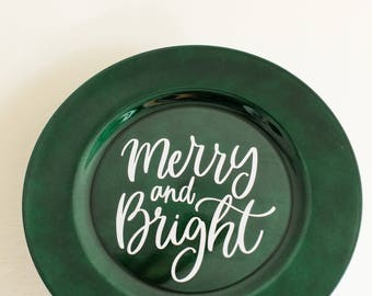 Merry & Bright Charger