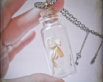 Tiny Fairy in a jar!