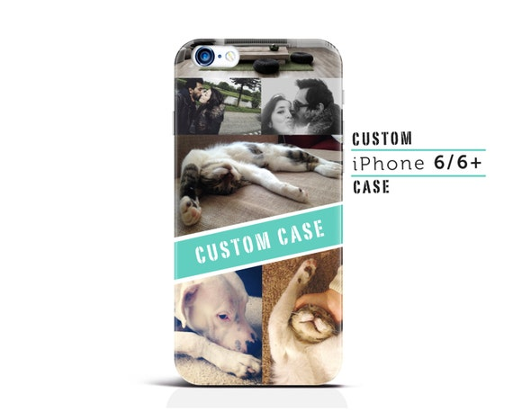 Custom iPhone 6s Case / Custom iPhone 6 Case / Custom iPhone 6 PLUS Case / Make Your Own Personalized iPhone 7 PLUS Case iPhone 7 Cover
