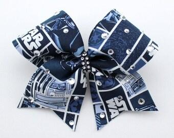 Star Wars Blue Cheer Bow