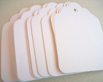 Gift Tags, Place Cards, Set of 100, Tags, Price Tags, Wedding Favor, Jewelry Card