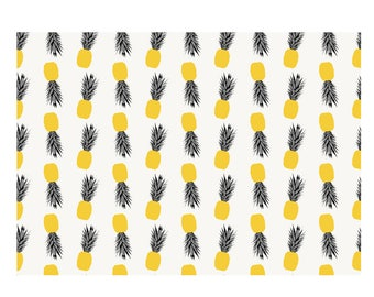 Unique High Quality Pineapple Design Gift Wrapping Paper-Size A3 - GP-114