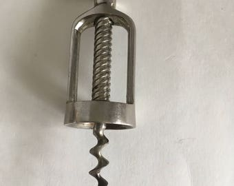 Vintage Henry Boker Corkscrew Collectible Corkscrew Made in Germany -  Mad Men Era, Man Cave