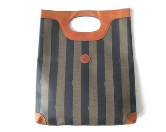 Vintage Fendi Shopper Bag