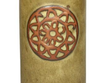 1970s Tremar Studio English Pottery Vase