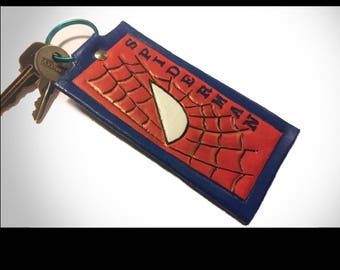 Spiderman Key Chain