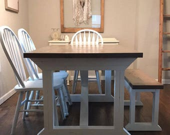 Rekourt Dining Table (Local Pickup Only)