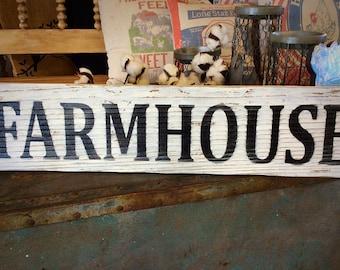 Farmhouse Sign, Farmhouse Decor, Reclaimed Wood Sign, Fixer Upper Style, Old Wood Sign, Farmhouse Kitchen, Country Kitcheb, Rustic Decor