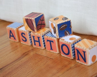 6 CUSTOM book Blocks