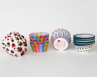 Cupcake Liners, Baking Cups, Cupcake Liners, Baking Cups, Paper Cupcake Liners, Paper Baking Cups, Paper liners, Thanksgiving Cupcakes