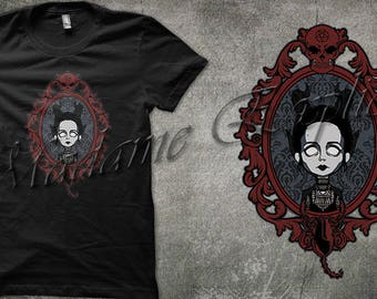 Vanessa Ives T-shirt (Penny Dreadful)