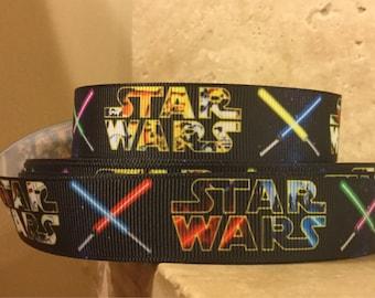 5 YDS Star Wars Lightsaber Ribbon