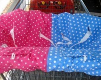 Sew Ez PDF Sewing Instructions Pattern To Make Double/Twins Shopping Cart Covers