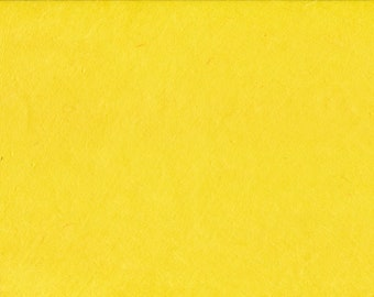 Hanji Paper yellow