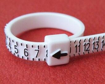 Finger Ring Sizing Gauge,Measure Size,Ring Sizer,Multi Sizer, US Ring Sizer,Ring Gauge,Finger Sizer,Ring Size, reusable ring sizer