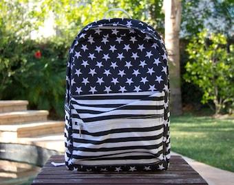 HARDBODY TV Stars & Stripes Backpack