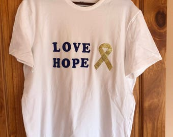 Childhood Cancer T-Shirt