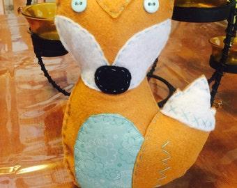 Cute Felt Fox