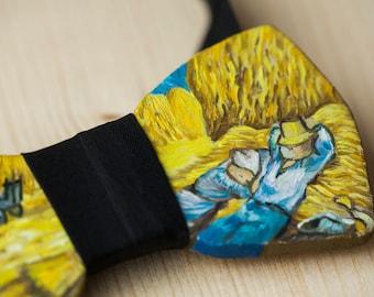 La Siesta Van Gogh