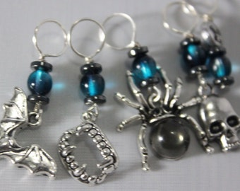 And Full of Terrors Stitch Markers