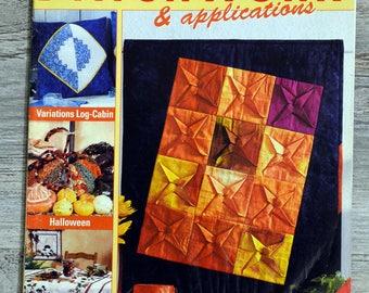 Magazine Elena patchwork & 11 applications