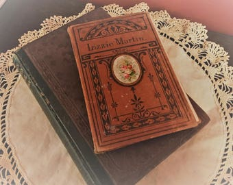 Pair of Antiquarian Books 1800s
