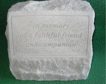 Pet Urn Memorial