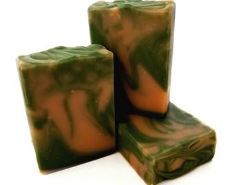 Groovy Grove Handmade Soap / Vegan Soap / Essential Oil Soap / Natural Soap / Palm Free Soap /Bar Soap