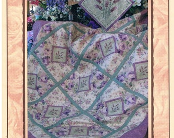 Lavender Dreams - Original Design & Pattern by Candlelight Creations