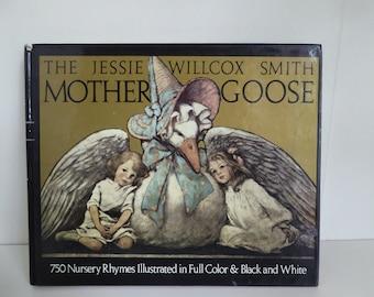 1986 The Jessie Wilcox Smith Mother Goose
