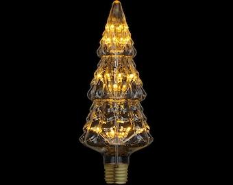 2W LED Xmas Tree LED Light Bulb- E27 Edison light bulbs - edison bulb - 220V Vintage style - industrial style - light bulb