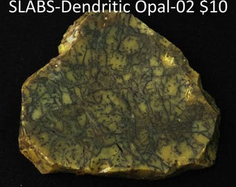 DENDRITIC COMMON OPAL from Turkey #2