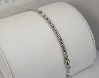 Sterling silver Bracelet Belinda, silver 925, fine jewelry