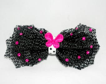 Beautiful little Gothic lolita hair-bows. Harajuku, Fairy Kei, Cosplay