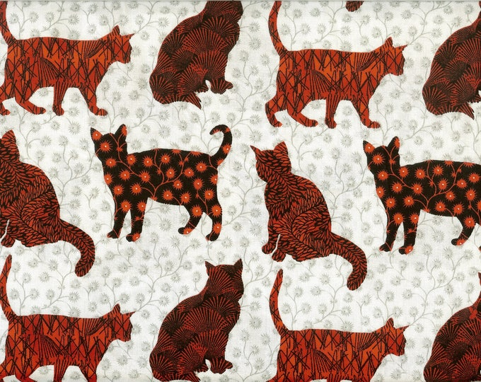 Felix, 100% cotton fabric, sold by the yard   #162