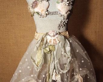 Decorative Stand up embellished dress form