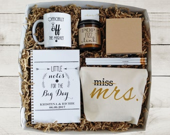 Future Mrs Gift Box Bride to Be Gift Newly Engaged Gift for Bride Gift Box for Her Bridal Shower Gift Christmas Gift for Bride Miss Mrs