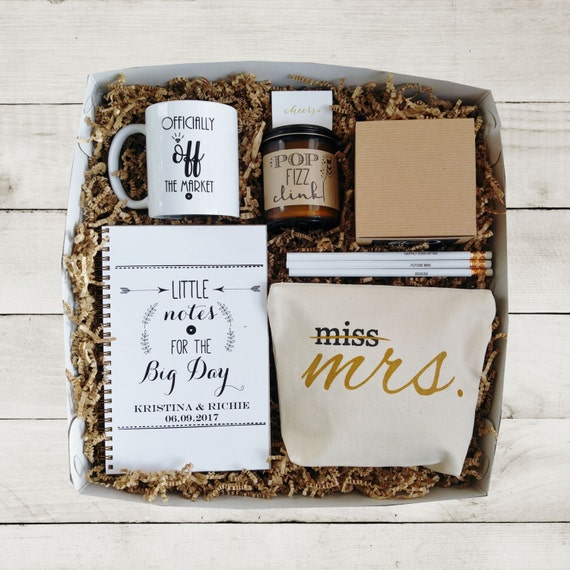 Brides Box: Future Mrs Gift Box Bride To Be Gift Newly Engaged Gift For