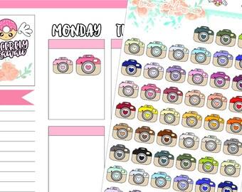 Icon Camera Stickers (02)