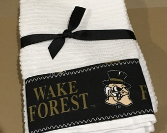 Wake Forest Hand Towels