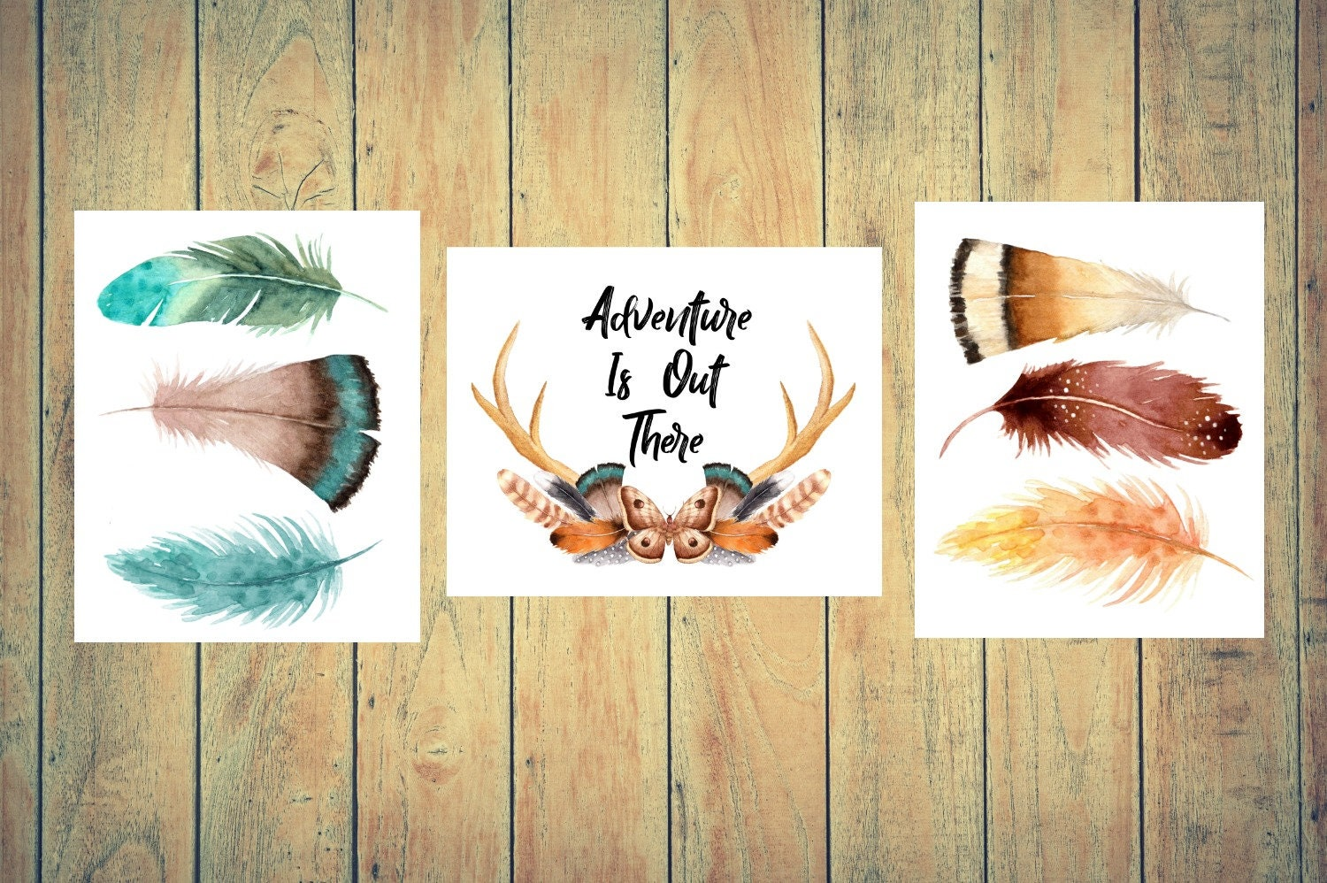 Perfect Feather Wall Decor Pattern - The Wall Art Decorations ...